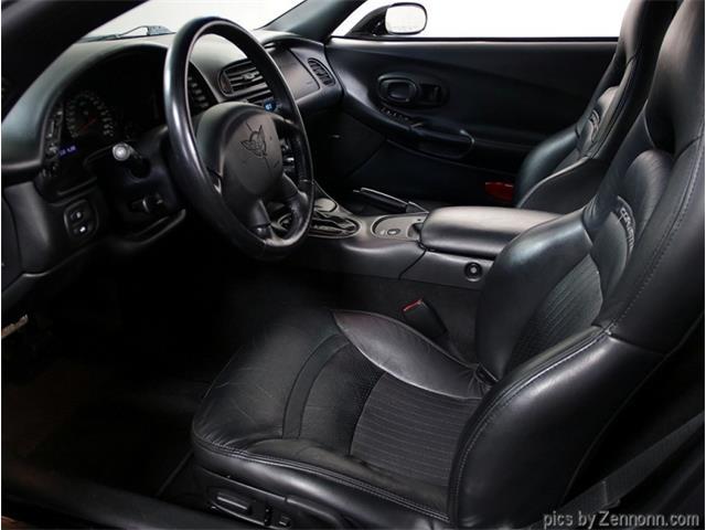 2001 Chevrolet Corvette (CC-1430554) for sale in Addison, Illinois