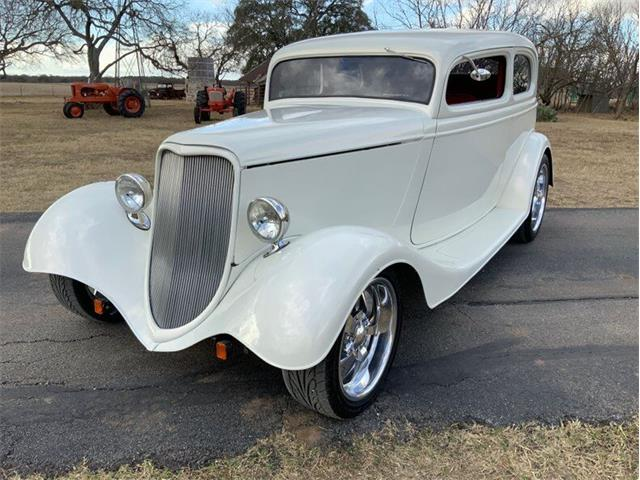 1933 Ford Victoria (CC-1435546) for sale in Fredericksburg, Texas
