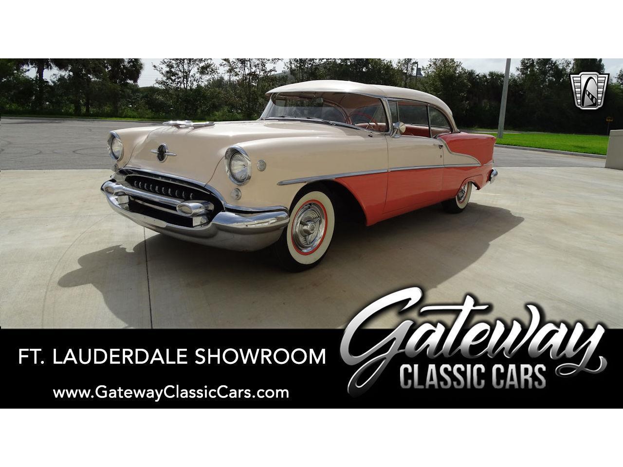 1955 Oldsmobile Super 88 (CC-1435550) for sale in O'Fallon, Illinois