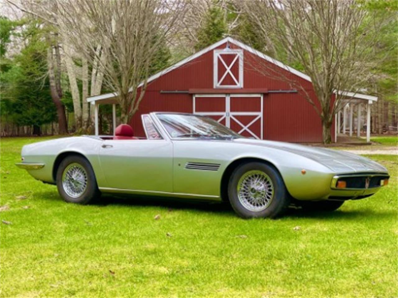 1970 Maserati Ghibli for Sale | ClassicCars.com | CC-1435558