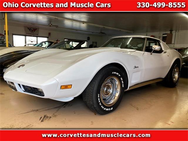1973 Chevrolet Corvette (CC-1430556) for sale in North Canton, Ohio
