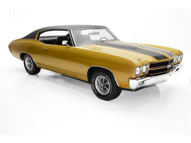 1970 Chevrolet Chevelle (CC-1435562) for sale in Des Moines, Iowa