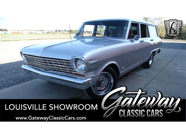 1965 Chevrolet Nova (CC-1435574) for sale in O'Fallon, Illinois