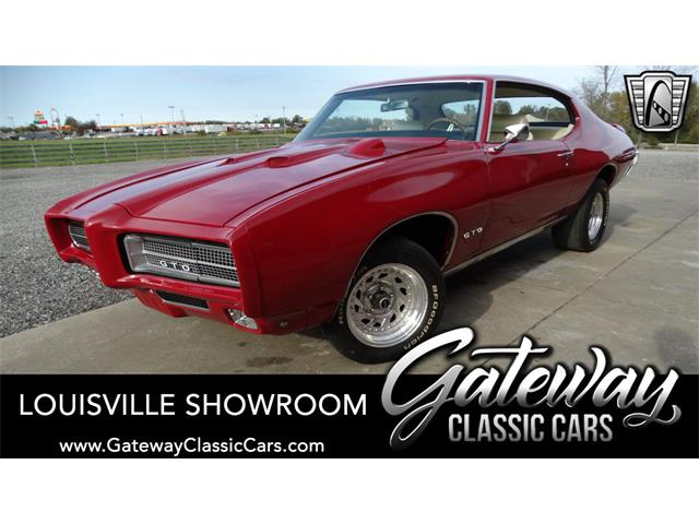 1969 Pontiac GTO (CC-1435576) for sale in O'Fallon, Illinois