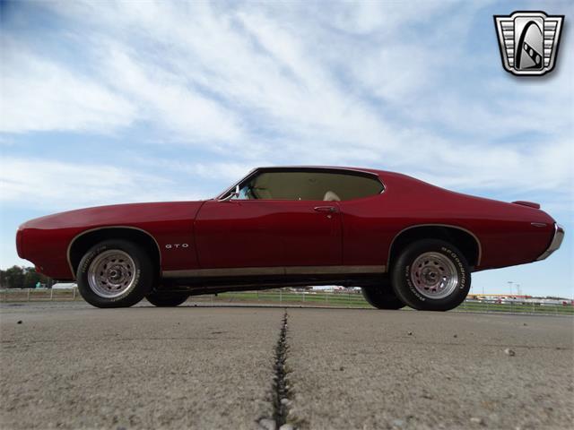 1969 Pontiac GTO (CC-1435576) for sale in O'Fallon, Illinois