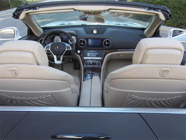 2016 Mercedes-Benz SL550 (CC-1435586) for sale in Delray Beach, Florida
