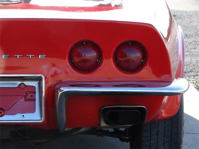 1970 Chevrolet Corvette (CC-1435588) for sale in O'Fallon, Illinois