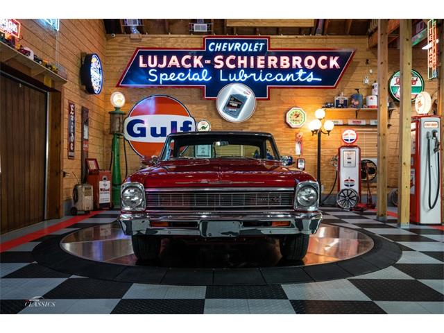1966 Chevrolet Nova (CC-1435590) for sale in Green Brook, New Jersey