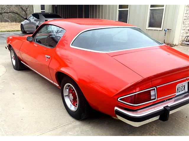 1977 Chevrolet Camaro (CC-1435599) for sale in Wilson, Oklahoma