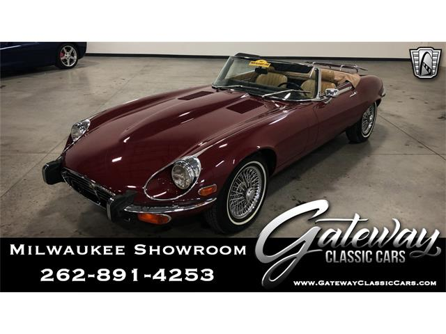 1973 Jaguar XKE (CC-1435612) for sale in O'Fallon, Illinois