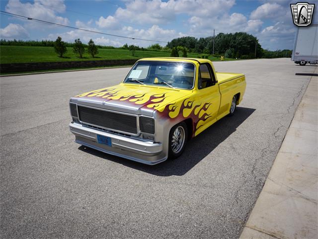 1976 Chevrolet C10 (CC-1435614) for sale in O'Fallon, Illinois