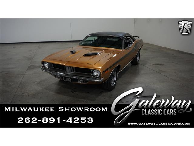 1972 Plymouth Barracuda (CC-1435615) for sale in O'Fallon, Illinois