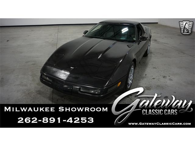 1991 Chevrolet Corvette (CC-1435616) for sale in O'Fallon, Illinois