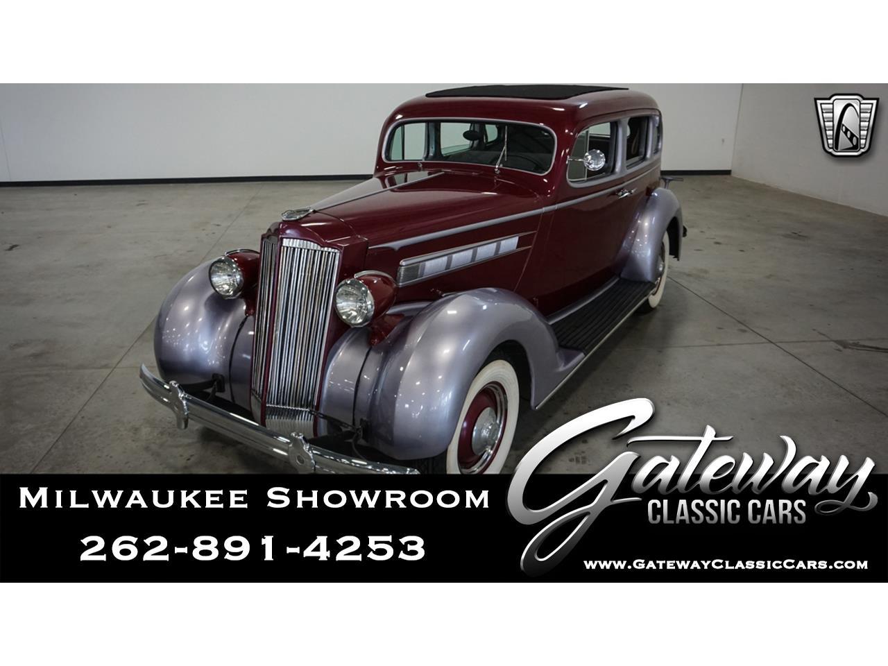 1936 Packard 120 (CC-1435618) for sale in O'Fallon, Illinois