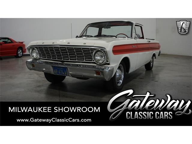 1964 Ford Ranchero (CC-1435627) for sale in O'Fallon, Illinois