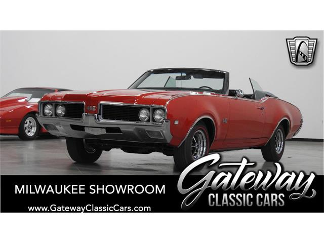1969 Oldsmobile 442 (CC-1435631) for sale in O'Fallon, Illinois