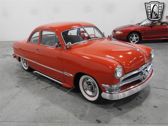 1950 Ford Club Coupe (CC-1435632) for sale in O'Fallon, Illinois