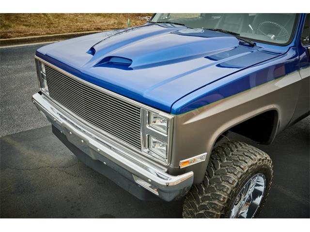 1986 Chevrolet Blazer (CC-1435655) for sale in O'Fallon, Illinois