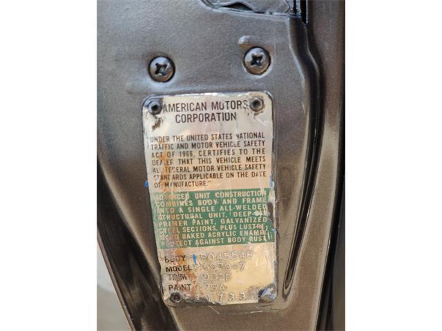 1969 AMC AMX (CC-1435662) for sale in Provo, Utah
