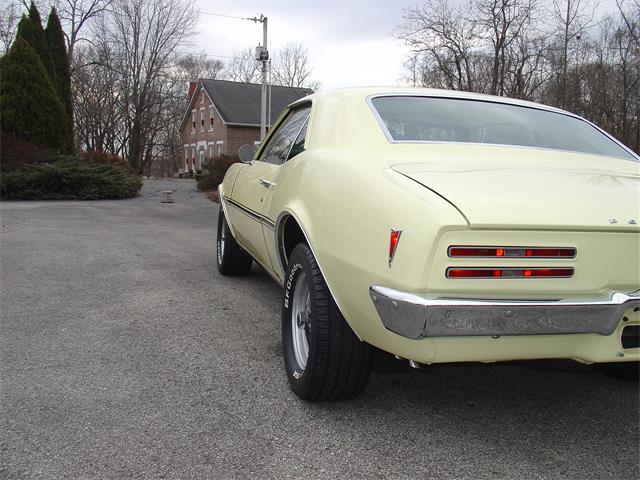 1968 Pontiac Firebird (CC-1435664) for sale in scipio, Indiana