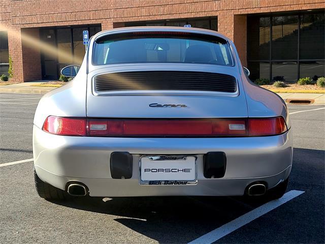 1997 Porsche 911 Carrera (CC-1435667) for sale in Oakwood, Georgia
