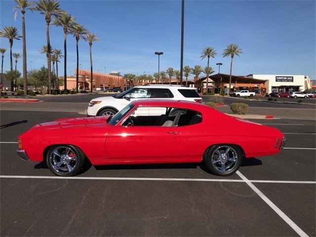 1971 Chevrolet Chevelle (CC-1435671) for sale in Gilbert, Arizona