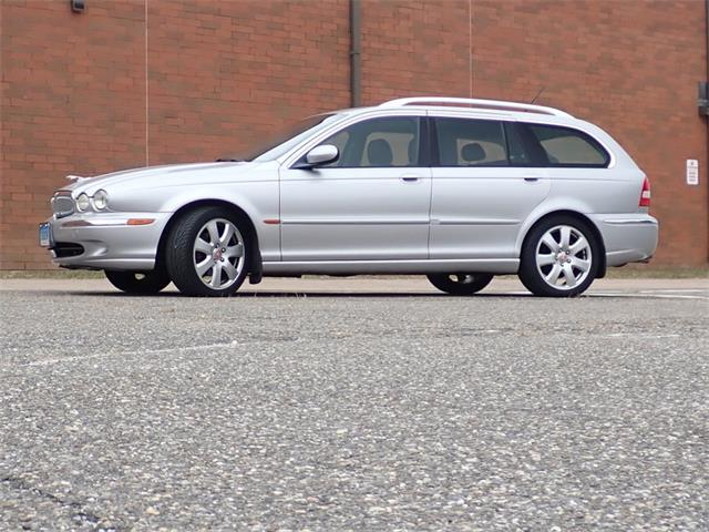 2005 Jaguar X-Type (CC-1435672) for sale in Torrington, Connecticut