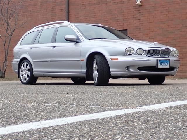 2005 Jaguar X-Type (CC-1435672) for sale in Torrington, Connecticut