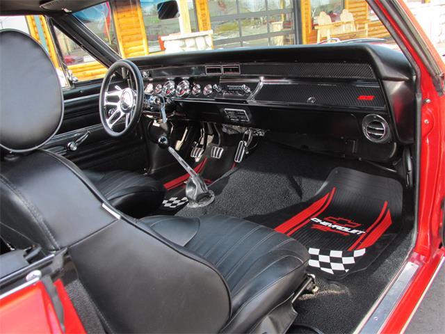 1966 Chevrolet Chevelle SS (CC-1435675) for sale in Goodrich, Michigan