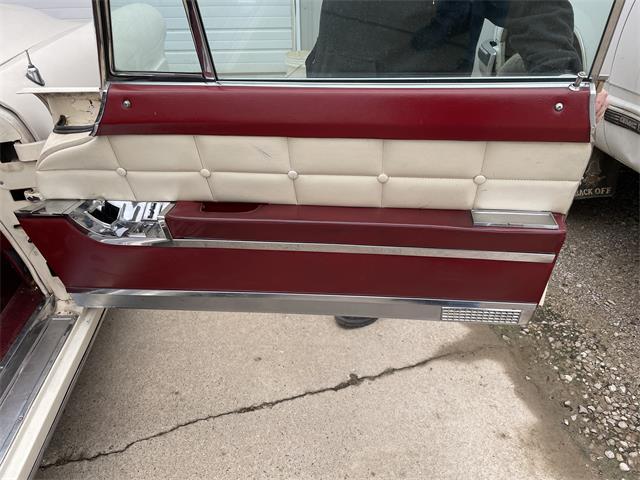 1956 Lincoln Continental Mark II (CC-1435681) for sale in Racine, Ohio