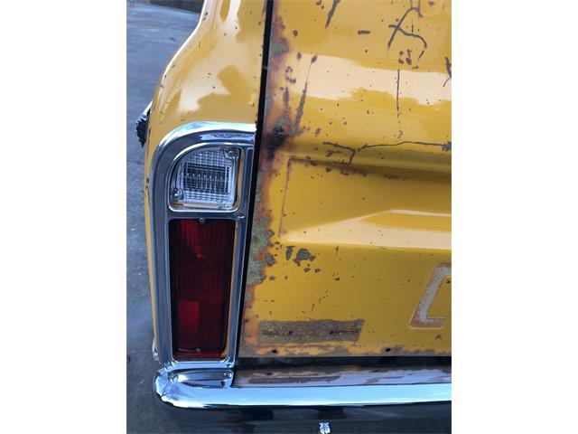 1972 Chevrolet C10 (CC-1435687) for sale in Calhoun , Georgia