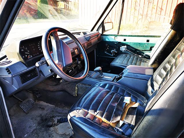 1984 Land Rover Range Rover (CC-1435689) for sale in Paducah, Kentucky