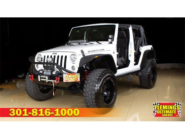 2015 Jeep Rubicon (CC-1430570) for sale in Rockville, Maryland