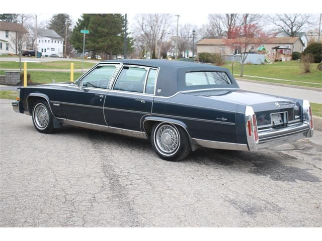 1982 Cadillac Fleetwood Brougham (CC-1435704) for sale in Hilton, New York