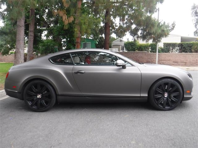 2013 Bentley Continental (CC-1435714) for sale in Thousand Oaks, California