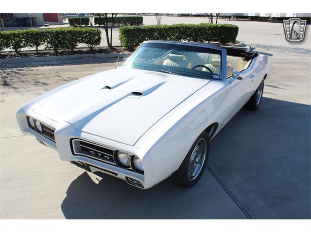 1969 Pontiac GTO (CC-1435715) for sale in O'Fallon, Illinois