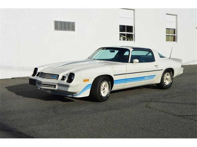 1981 Chevrolet Camaro (CC-1435718) for sale in Springfield, Massachusetts