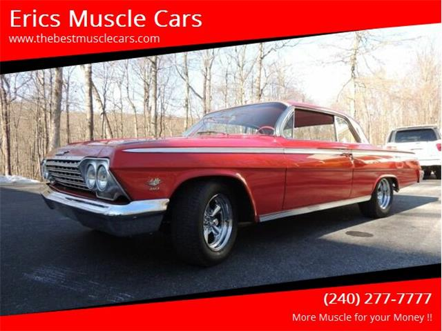 1962 Chevrolet Impala SS (CC-1435724) for sale in Clarksburg, Maryland