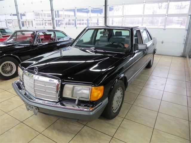 1989 Mercedes-Benz 420 (CC-1435727) for sale in St. Charles, Illinois