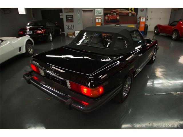 1981 Mercedes-Benz 380SL (CC-1435732) for sale in Cincinnati, Ohio