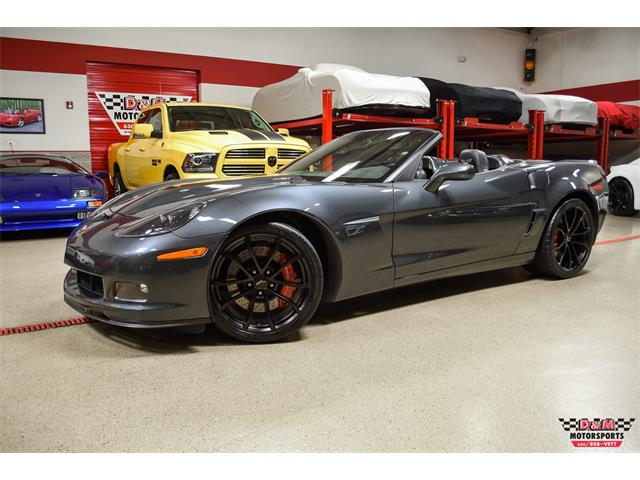 2013 Chevrolet Corvette (CC-1435741) for sale in Glen Ellyn, Illinois