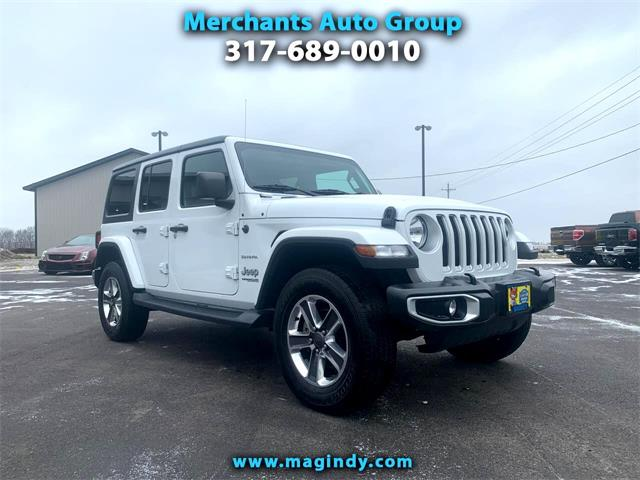 2019 Jeep Wrangler (CC-1435743) for sale in Cicero, Indiana