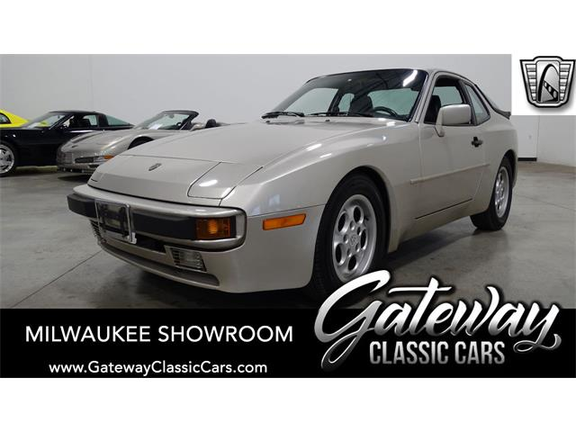 1986 Porsche 944 (CC-1435771) for sale in O'Fallon, Illinois