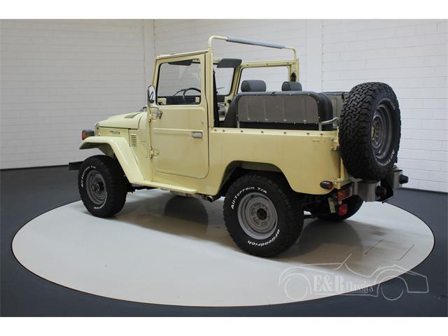 1983 Toyota Land Cruiser FJ40 (CC-1435772) for sale in Waalwijk, [nl] Pays-Bas