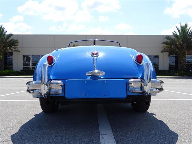 1957 Jaguar XK140 (CC-1435776) for sale in O'Fallon, Illinois