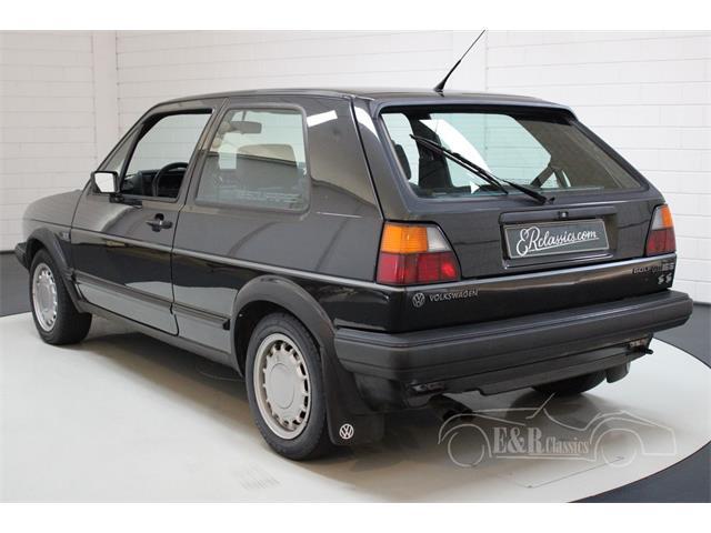 1986 Volkswagen Golf (CC-1435787) for sale in Waalwijk, Noord Brabant