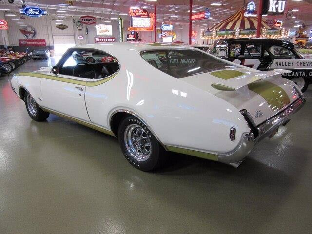 1969 Oldsmobile 442 (CC-1430579) for sale in Greenwood, Indiana
