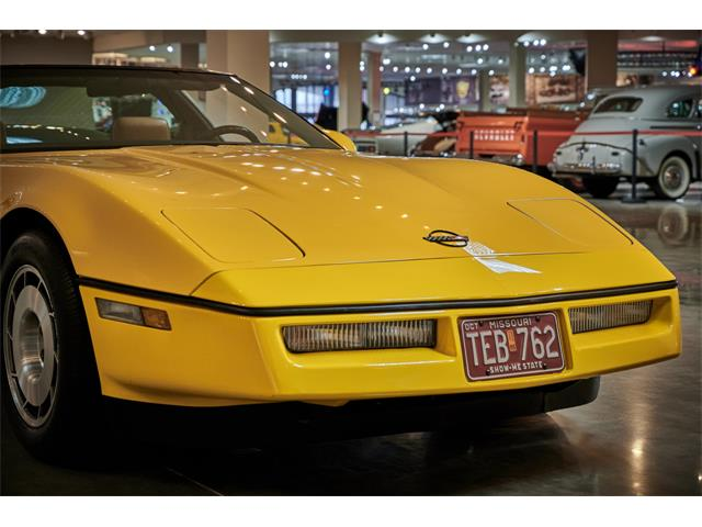1986 Chevrolet Corvette (CC-1435791) for sale in O'Fallon, Illinois
