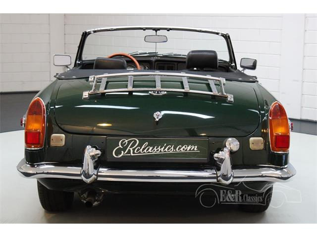 1978 MG MGB (CC-1435797) for sale in Waalwijk, Noord Brabant