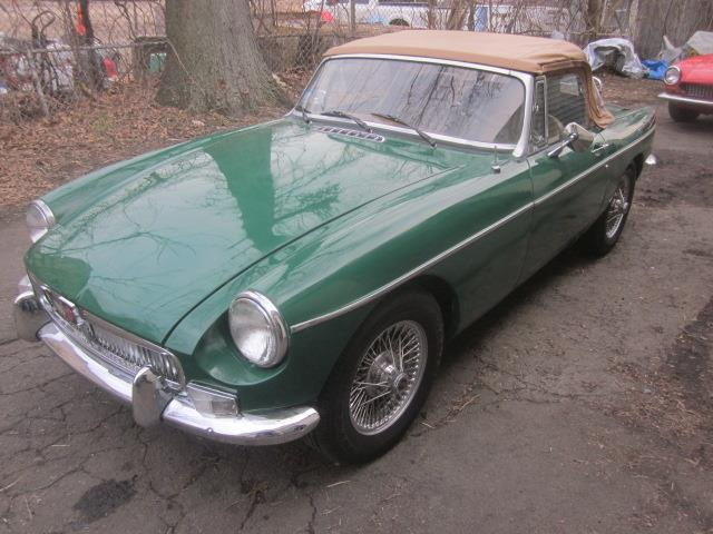 1976 MG MGB (CC-1435807) for sale in Stratford, Connecticut